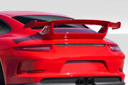 Eros Gt3 Look Wing Includes Brake Light For 2012-2015 911 Carrera 991
