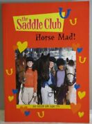 Horse Mad Saddle Club S. By Bryant, Bonnie Book The Fast Free Shipping