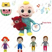 Cocomelon Roto Jj Doll Bedtime Soft 10 Singing Plush Toy Youtube New Fast Ship