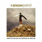 Snow Patrol-when Its All Over We Still Have To Clear Vinyl New