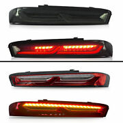 Find Customized Led Taillights For Your Chevrolet Camaro In This Listing