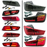 Find Customized Led Taillights For Your Mitsubishi In This Listing
