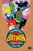 Kashdan George Edt/ Bolti...-batman In The Brave And The Bold 2 Book New