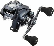 Shimano 20 Force Master 601dh Left Handed Electric Reel New In Box