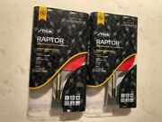 2 Stiga Raptor Table Tennis Ping Pong Paddle T1291 Fast Shipping