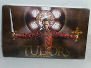 The Tudors The Complete Series Dvd, 2010, 15-disc Set New Factory Sealed