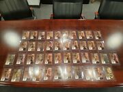 Bronze Bust Hall Of Fame Cards 120/150 20 Non Auto 23 Autos Dan Marino 43 Total