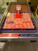 Budlight Flickball Quarters Dinking Bar Game Table Man Cave Rare Promotional New