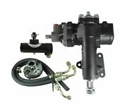 Borgeson 999032 Power Steering Kit Conversion Automotive Replacement Accessories
