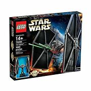 Lego Star Wars Tie Fighter Classic Mini Figure Action Kids Play Toys 75095 New