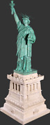 6and039 Tall Statue Of Liberty On Base Resin Prop Display Figurine Memorabilia