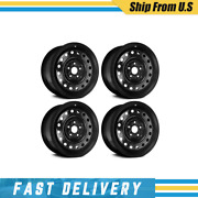 Dorman Wheel 4 Pcs Front+rear+left+right For Golf Gti Jetta Rabbit R32_xj