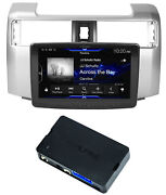Alpine 9 Bluetooth Caprplay Receiver+acc Control For 2014-2019 Toyota 4-runner