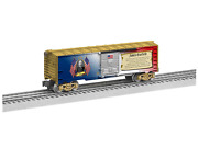 Lionel James Garfield Presidential Made In Usa Boxcar 2038070