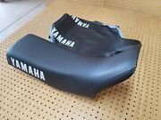 Yz100 Seat Cover 1982 Model Seat Cover Black Y-57