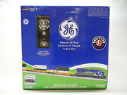 Lionel Ge Tier 4 Remote Control O Gauge Freight Train Set Rtr Lio2023100 New