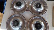 Vintage Oldsmobile Plymouth 14andrdquo Inch Hubcap Wheel Cover Hub Cap Olds Oem