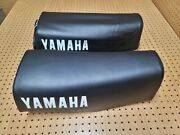 Yamaha Yz250 Yz400 It250 It465 Seat Cover 1979 To 1981 Model Black Y-102