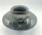 Maluisa Talavera Pottery Signed Pot Collectibles Cultures Ethnicities Mexico
