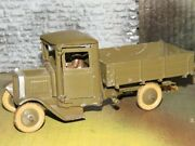 Britains Lead Toy Soldier Pre-war Lorry Truck-1930 -england