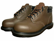 """Red Wing Heritage Safety Toe 6"""" Boots Water Proof Brown 8215 Mens Sz 11.5 E3 New"""