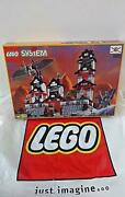 Lego System Flying Ninjaand039s Fortress 6093 In 1998 New Retired