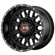 20 Inch Black Rims Wheels Xd Series Snare 20x12 Lifted Toyota Tacoma Fj 4runner