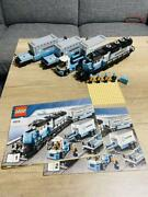 Lego Creator Maersk Container Train 10219 In 2011 Used Retired