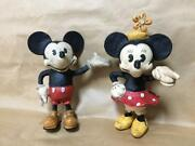 Mickey Minnie Antique Doll Poliwoggs Reprinted Version