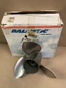 New Ballistic / Mercury 14 1/2 X 26 Stainless Outboard Propeller 345138
