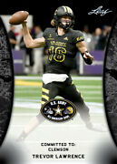 50 Ct Lot Trevor Lawrence 2018 Leaf Us Army All American Clemson Rookie Cards Ge