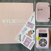 👄kylie Skin Limited Edition Pink Mini Fridge Refrigerator👄 In Hand, Ships Now
