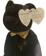 Rare Andlsquothe Endandrsquo Beanie Baby With Typing Error Ty Inc 1999 Excellent Condition