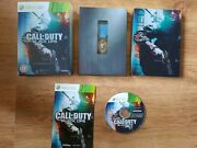 Call Of Duty Black Ops X Box 360 Special Edition Free Post And Fast Despatch