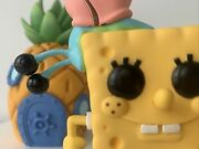 Funko Pop Spongebob With Gary And House Loose Oob