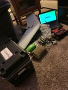 Fourth Wing Uav Drone With Laptop Programs Pelican Case Extras 25,000