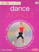 15-minute Dance Workout 15 Minute Fitne... By Bosler, Caron Mixed Media Product