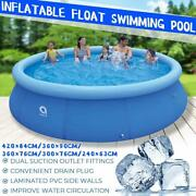 Large Family Swimming Pool Inflatable Pool High Quty Thickened Pvc Family Play P
