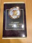 Nra Classic Collectorand039s Series Wildlife Big Game Coins Set Of 8
