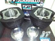 107 Big Bore Kit 11.00 Cr Forged Cp Twin Cam Harley Drop In Kit Dre Cycles