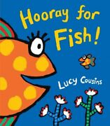 Hooray For Fish By Cousins Lucy Book The Fast Free Shipping