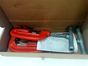 Ridgid 32870 Heavy Duty Pipe Cutter Lot Of 2 Pieces