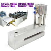 3mm 10mm Small Round Hole Pneumatic Punching Machine For Blister Card Packaging