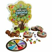 Educational Insights The Sneaky, Snacky Squirrel Game For Preschoolers Andamp Fine