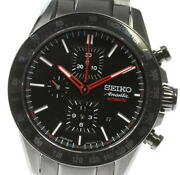 Used / Seiko Brightz Ananta 800 Limited Ref. Saeh011 / 6s28-00h0 Automatic Menand039s