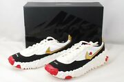 'brand New' Nike X Undercover Overbreak Us 7 Dd1789-100 Sail Gold From Japan