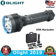 Olight Brightest Rechargeable X9r Marauder Led Flashlight 25000 Lm Waterproof