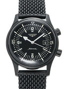 Longines Legend Diver L3.774.2.50.9 Men's Watch Watch New From Tokyo Ship By Dhl