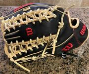 Wilson A2000 12.75 Inch Baseball Glove - Lefty Thrower Brand New Without Tags