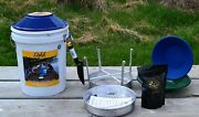 Easy Gold Panning Kit W/paydirt - Find Gold Fast - Social Distancing Activity